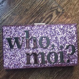 Kate spade limited edition clutch
